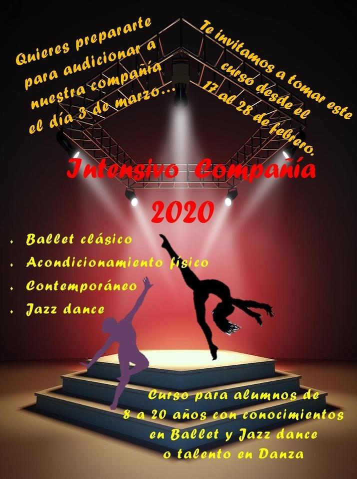 Publicación Curso intensivo verano 2020